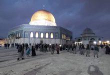 صورة إسرائيل تمنع الأذان في المسجد الأقصى في أول أيام شهر رمضان العظيم