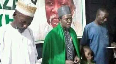 صورة نيجيريا: أتباع أهل البيت (عليهم السلام) يحيون ذكرى استشهاد السيدة خديجة الكبرى (عليها السلام)
