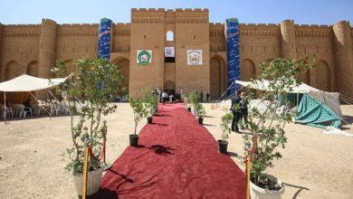 """صورة انطلاق فعاليات مهرجان """"حضارتنا فخرنا"""" لإحياء التراث العراقي في كربلاء المقدسة"""