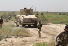 صورة استشهاد جندي عراقي وإصابة 2 آخرين بانفجار عبوة ناسفة في ديالى