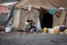 صورة غريفيث: الحل الوحيد لإنهاء أزمة اليمن يتمثل في الوصول إلى تسوية سياسية