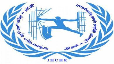 صورة حقوق الإنسان تدعو بإعادة العراقيين العالقين في الهند