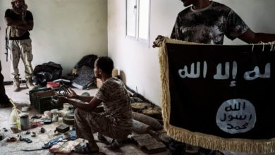 صورة مقتل وإصابة 45 إرهـ،ـابياً من القاعدة في مأرب اليمنية