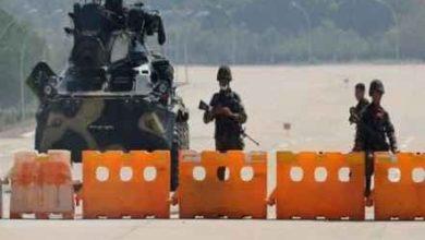 صورة مقتل 63 شخصاً في هجمات إرهـ،ـابية في ميانمار