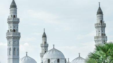 صورة مسجد قباء بالسعودية.. صور تحكي جمال عمارة أول مسجد بني في الإسلام