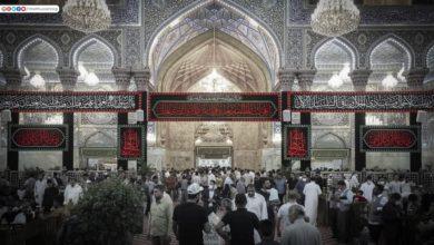 صورة بالصور.. مراسيم إحياء ليالي القدر المباركة في مرقد الإمام الحسين عليه السلام