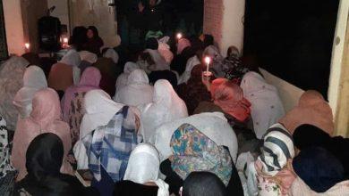 صورة حوزة السيدة فاطمة المعصومة عليها السلام في العاصمة كابل تحيي ليلة القدر وذكرى استشهاد الإمام علي عليه السلام