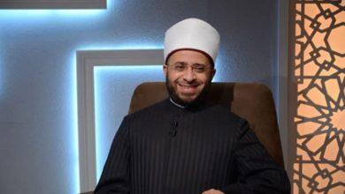 صورة رجل دين مصري: الإمام علي عليه السلام وهبه الله صفات لم يهبها لأحد من الصحابة