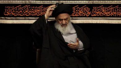 صورة بيت المرجع الشيرازي في قم المقدسة يحيي ليلة القدر الثالثة وذكرى استشهاد الإمام عليّ عليه السلام