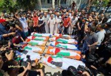 صورة مؤسسة الإمام الشيرازي: لا حل للمشكلة الفلسطينية إلّا باستعادة الحقوق التي تغتصبها إسرائيل