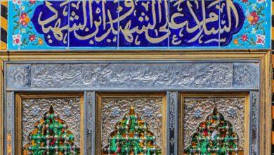 صورة بالصوّر.. مقام علي الأكبر في شارع السدرة قرب مرقد الإمام الحسين عليهما السلام