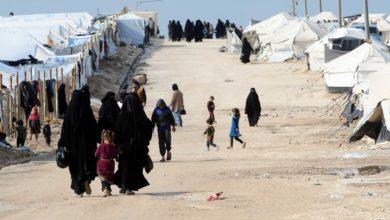 صورة أحاديث عن مساعٍ لنقل دواعش من مخيم الهول الى نينوى وتحذيرات من فوضى جديدة في المدينة