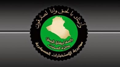 صورة العراق: الإطاحة بأربعة إرهـ،ـابيين في الأنبار