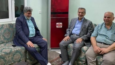 صورة مسؤول العلاقات العامّة للمرجعية الشيرازية يدعو لتصحيح مسار العملية السياسية في العراق