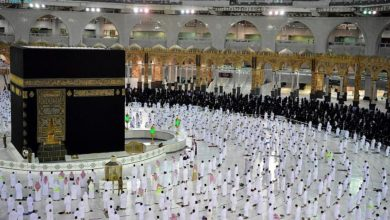 صورة رئاسة شؤون الحرمين ترفع جاهزيتها استعداداً للعشر الأواخر من شهر رمضان المبارك
