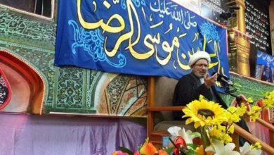 صورة احتفالات بمولد الإمام الرضا عليه السلام في سيدني
