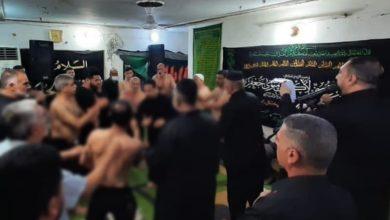 صورة مؤسسة الرسول الأعظم في الكاظمية تحيي ذكرى استشهاد الإمام الصادق عليه السلام