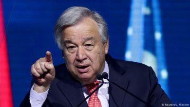 صورة الأمم المتحدة تدعو إلى ضبط النفس وتجنب أي تصعيد بعد الغارات الأمريكية على العراق وسوريا