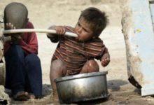 صورة طفل يمني يموت كل 5 دقائق جرّاء استمرار الحرب والحصار