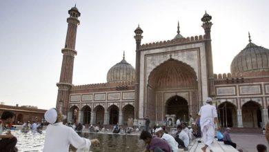 صورة صحفية هندوسية: أذان المسلمين يشعرني بالراحة