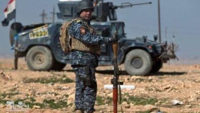 صورة مقتل وإصابة إرهـ،ـابيين وتدمير مضافات بعملية أمنية في سامراء