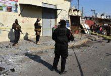 صورة استشهاد 3 أشخاص إثر انفجار مخلفات حربية جنوب العراق