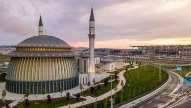 صورة أول مسجد في العالم.. مسجد في إسطنبول يفوز بشهادة دولية للتصميم