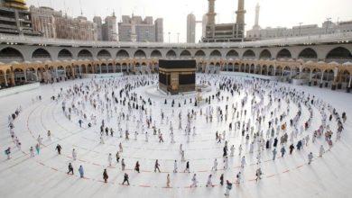 صورة بإجمالي 60 ألف حاج.. السعودية تقصر موسم الحج لهذا العام على المواطنين والمقيمين