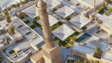 صورة مشروع ترميم جامع النوري في الموصل يواجه الانتقادات
