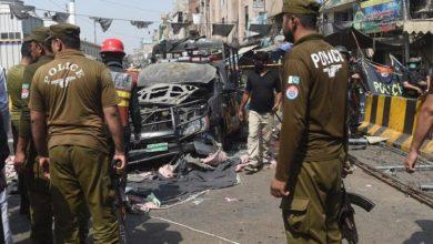 صورة باكستان: مقتل وإصابة 16 في انفجار شرق البلاد