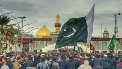 صورة صحيفة الباكستانية تتحدث عن تسهيلات لزيارة العتبات المقدسة بعد موافقة مجلس الوزراء على الاتفاقية الجديدة