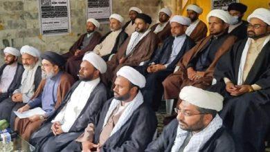 صورة باكستان: علماء شيعة يدعون للتظاهر ضد التمييز والتضيق على ممارسة حريتهم الدينية