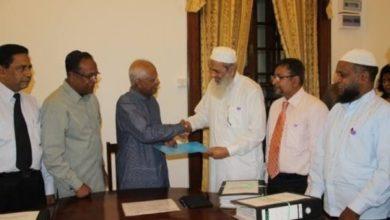 صورة سريلانكا: الإعلان عن تأسيس الجمعية الوطنية الإسلامية تضمّ ممثلين عن الشيعة