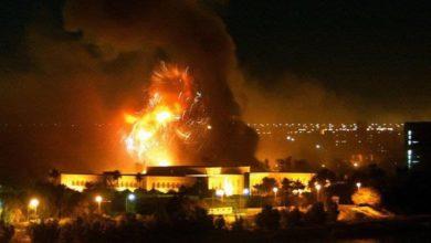 صورة البيت الأبيض يؤيد إلغاء قانون شن الحرب على العراق