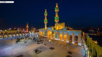صورة بالصور.. مسجد السهلة أحد أكبر المساجد التي شُيدت في الكوفة خلال القرن الهجري الأول
