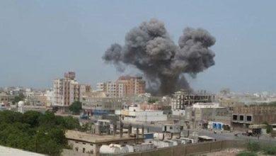 صورة اليمن: 22 غارة جوية على مأرب والجوف وصعدة وتسجيل 96 خرقاً