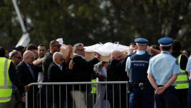 صورة الحكم بالسجن على بريطاني أشاد بمذبحة كرايستشرش ضد المسلمين في نيوزيلندا