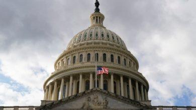 صورة مجلس الشيوخ يؤجل النظر في مشروع قانون لإلغاء تفويض الحرب على العراق