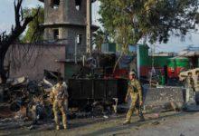 صورة طالبان الإرهـ،ـابية تسيطر على منطقة استراتيجية شمالي أفغانستان