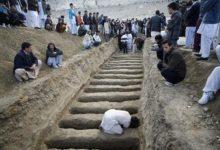 صورة الغارديان: وضع الأقلية الشيعية بعد انسحاب القوات الأجنبية من أفغانستان مرعب