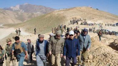 صورة أفغانستان: تحرير بلدة شيعية بعد أسبوع من اجتياحها من قبل طالبان الإرهـ،ـابية (صور)