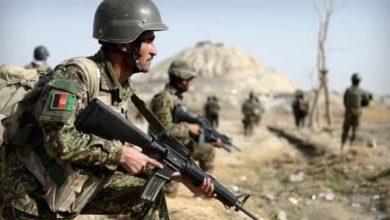 صورة القوات الأفغانية تستعيد السيطرة على منطقة غربي البلاد ومقتل وإصابة العشرات من الارهـ،ـابيين