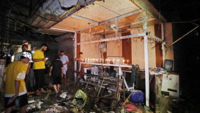 صورة مجلس الأمن يدعو لمحاسبة مرتكبي الأعمال الإرهـ،ـابية ومنظميها ومموليها في العراق