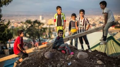صورة منظمة عالمية تحذر : الوضع الإنساني في العراق لا يزال هشا