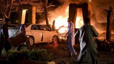 صورة إصابة أربعة أشخاص جراء انفجار في حي هزارة جنوب غرب باكستان
