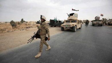 صورة استشهاد 4 جنود عراقيين في هجوم إرهـ،ـابي غرب كركوك