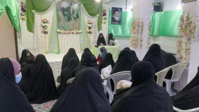 صورة مدرسة حافظات القرآن الكريم في كربلاء المقدسة تحتفل بعيد الله الأكبر وتختتم العام الدراسي