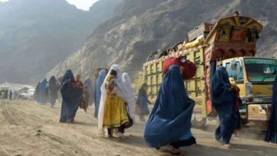 صورة طاجيكستان تستعد لتدفق ما يصل إلى 100 ألف لاجئ أفغاني