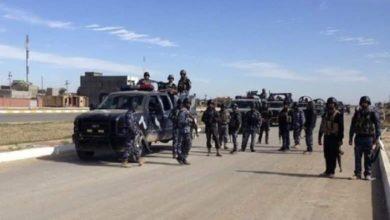 صورة استشهاد وإصابة 5 أفراد من الشرطة الاتحادية بهجوم لد1عش الإرهـ،ـابي جنوب غربي كركوك