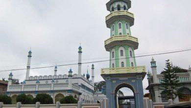 صورة مسجد في ميانمار يوفر الأكسجين لمرضى كورونا